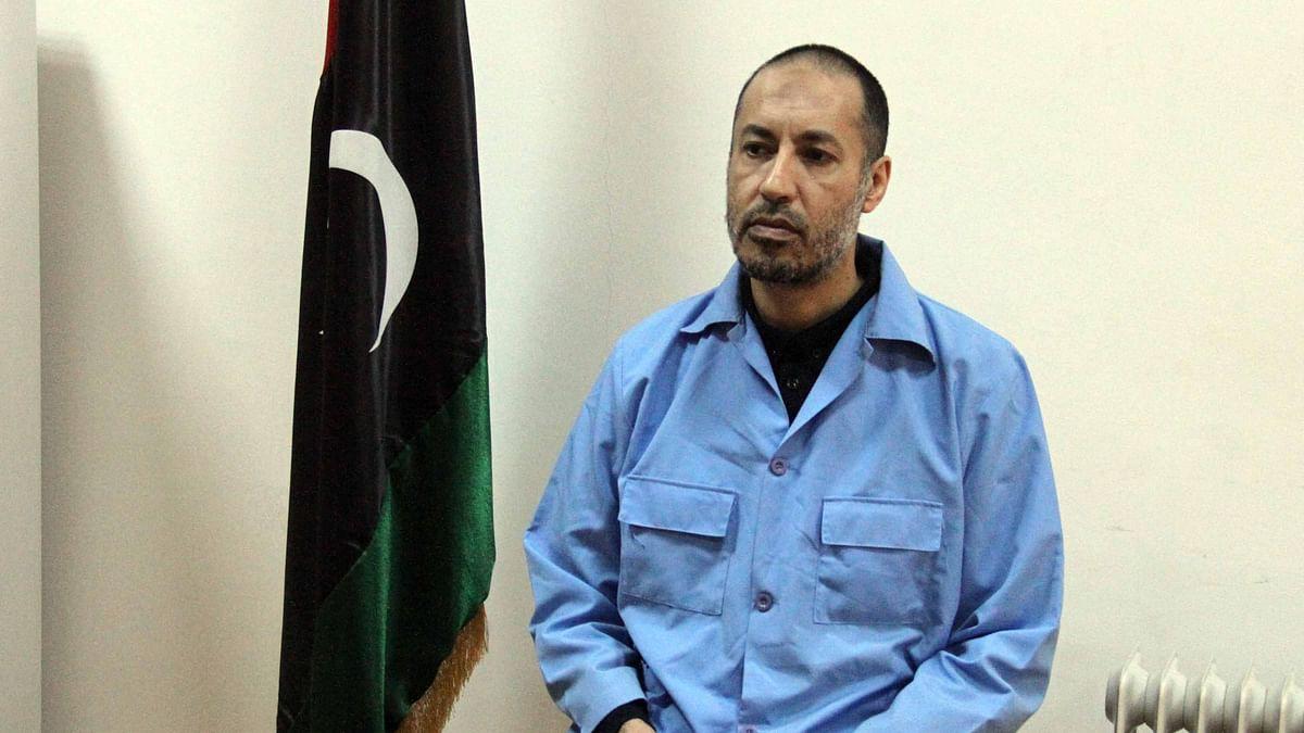 معمر قذافی کا بیٹا طرابلس کی جیل سے آزاد، ترکی کے لیے روانہ