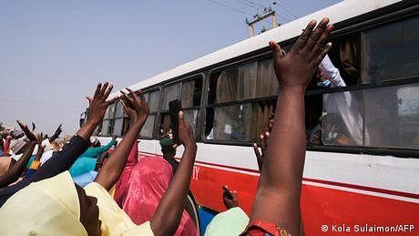 نائجیریا میں درجنوں مغوی طلبہ کی رہائی