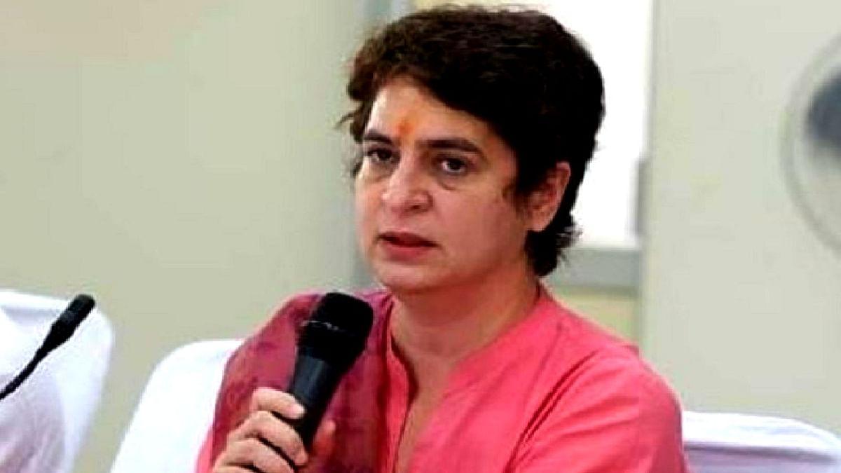 پرینکا گاندھی آج شام پہنچیں گی لکھنؤ، ایک ہفتہ ٹھہر کر لیں گی انتخابی تیاریوں کا جائزہ
