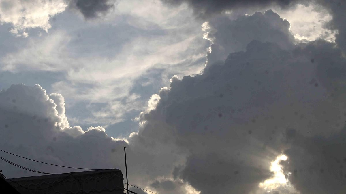 دہلی میں آج بارش کے آثار نہیں، چھائے رہیں گے بادل