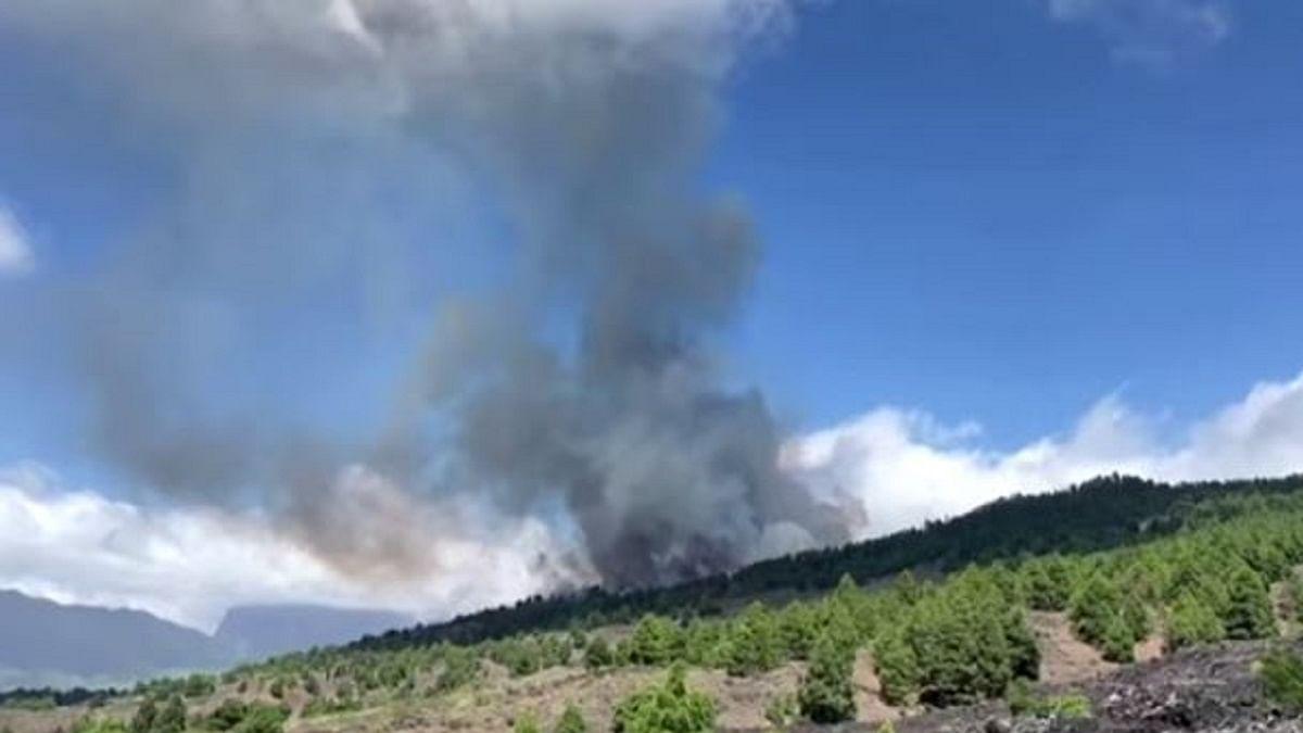 آتش فشاں، تصویر ویڈیو گریب