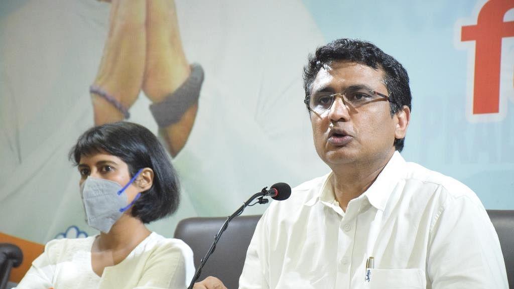 اتراکھنڈ میں محکمہ روزگار کھولنے کا وعدہ 'انتخابی جملہ'، دہلی میں کیجریوال نے 7 سالوں میں صرف 440 ملازمتیں دیں: کانگریس