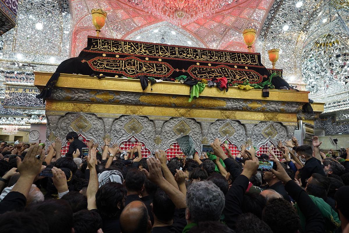 اربعین حسینی انصاف پرستوں کے لیے مشعل راہ