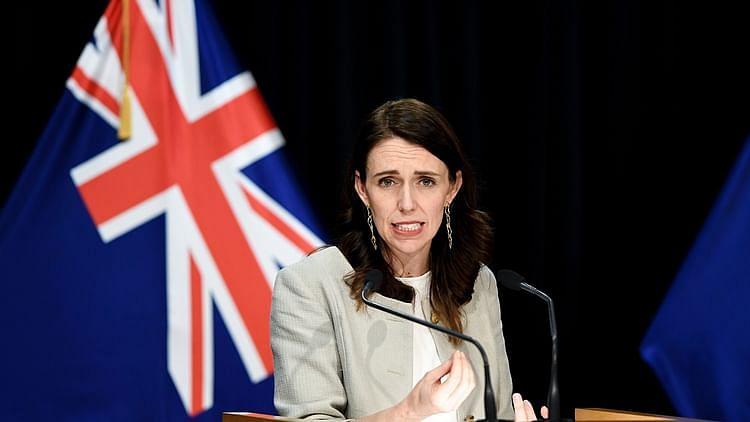 نیوزی لینڈ کی وزیر اعظم جیسنڈا آرڈرن