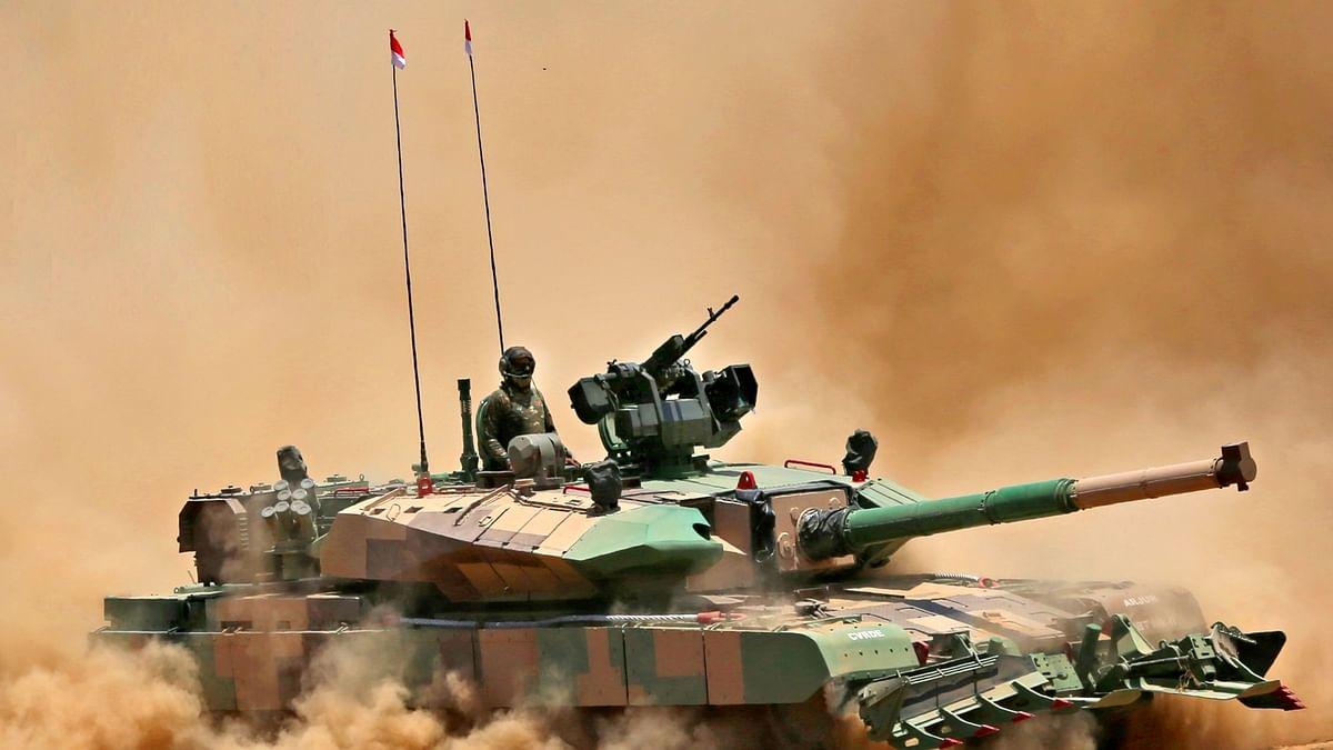 ارجن ایم کے - ون اے ٹینک