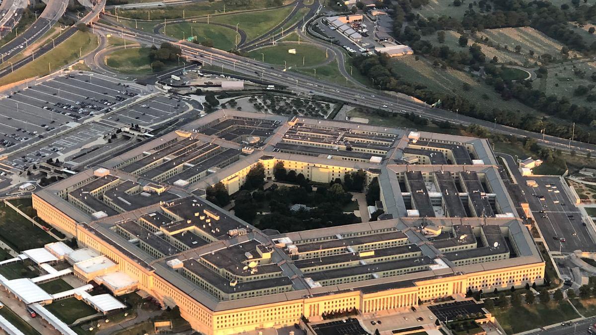 پینٹاگون، تصویر آئی اے این ایس