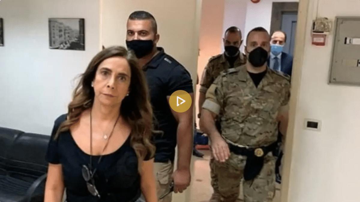 لبنان اسکینڈل