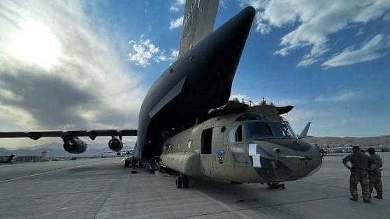 کابل ائیرپورٹ کی فائل تصویر آئی اے این ایس