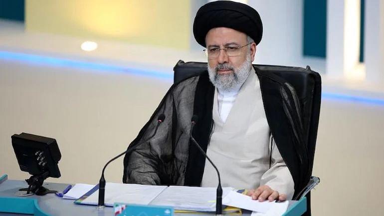 ایرانی صدر ابراہیم رئیسی
