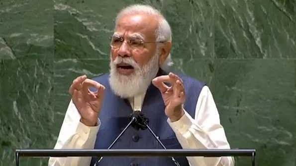 وزیر اعظم نریندر مودی