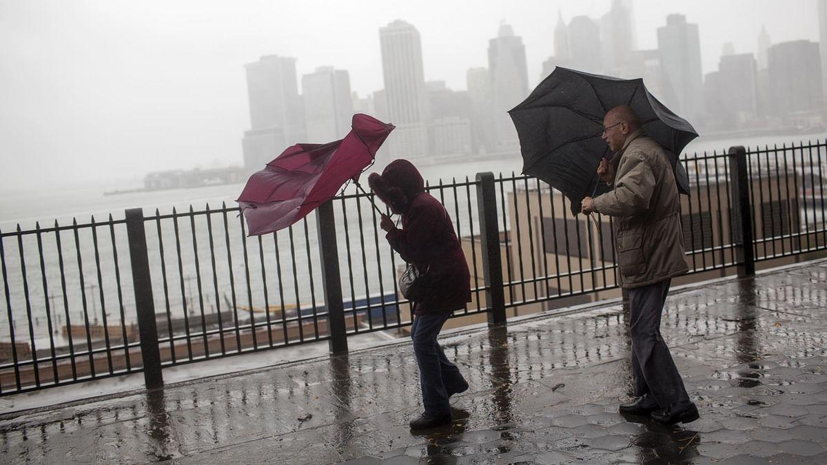 نیویارک سمندری چوفان آئیڈا / Getty Images