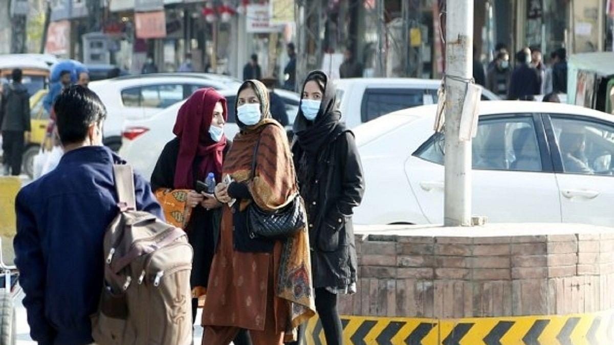 پاکستان میں کورونا وائرس، تصویر آئی اے این ایس
