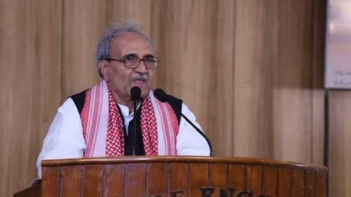 مسلمانوں کا سماجوادی پارٹی کی طرف جھکاؤ بی جے پی کے لیے تقویت بخش: الیاس اعظمی
