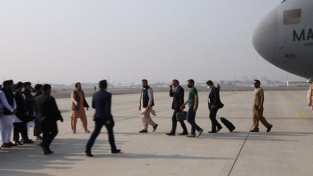 ڈبلیو ایچ او سربراہ گیبریوسس طالبان قیادت سے ملاقات کے لیے کابل پہنچے، کئی اہم ایشوز پر ہوگا تبادلہ خیال