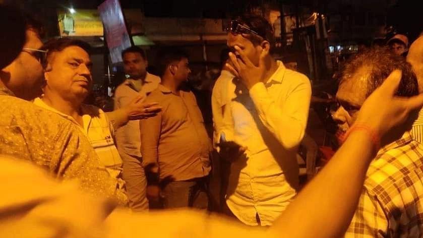 سہارنپور میں کشیدگی