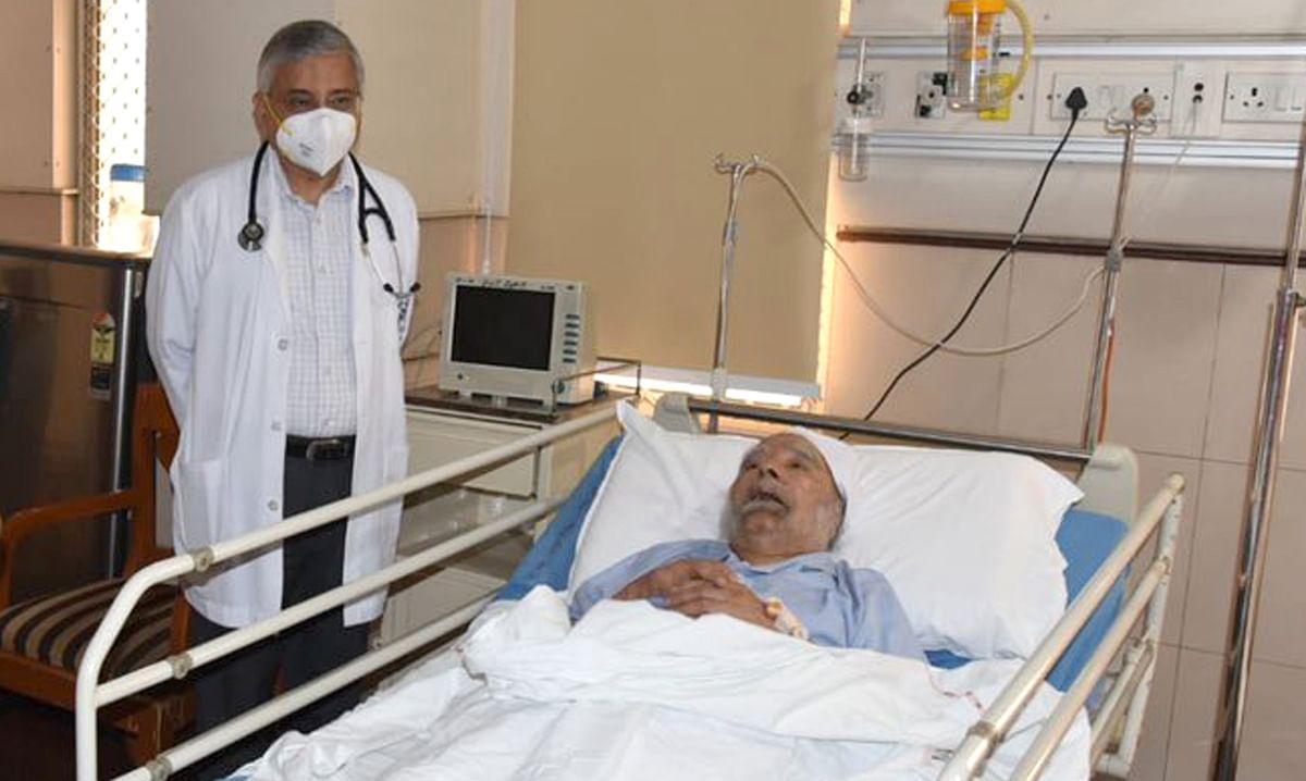 سابق وزیر اعظم منموہن سنگھ ڈینگی میں مبتلا، اب خطرے سے باہر