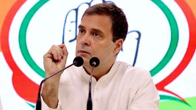 ملک میں تاناشاہی ہے، دو وزراء اعلی کے ہمراہ لکھیم پور جاؤں گا: راہل گاندھی