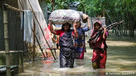 بنگلہ دیش کے ماحولیاتی مہاجرین: وبا، بیروزگاری اور بحران