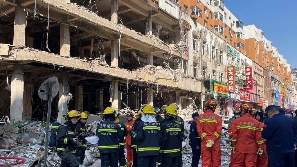 اہم خبریں: شمال مشرقی چین میں دھماکے سے تین افراد ہلاک، 30 زخمی