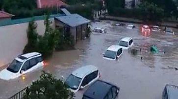 اتراکھنڈ میں بارش کا قہر ، زبردست تباہی، مرنے والوں کی تعداد 40