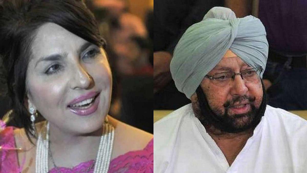 پاکستانی صحافی عروسہ عالم پنجاب کے لیڈران سے مایوس 'اب کبھی ہندوستان نہیں آؤں گی'
