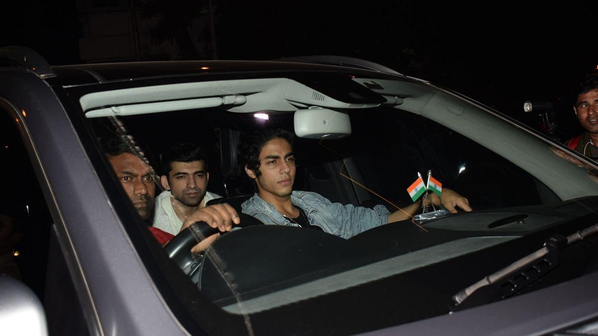 شاہ رخ خان کے بیٹے آرین کی فائل تصویر / Getty Images