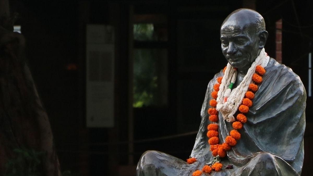 مہاتما گاندھی، تصویر آئی اے این ایس