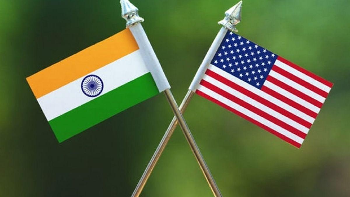 ہندوستان۔امریکہ، تصویر آئی اے این ایس