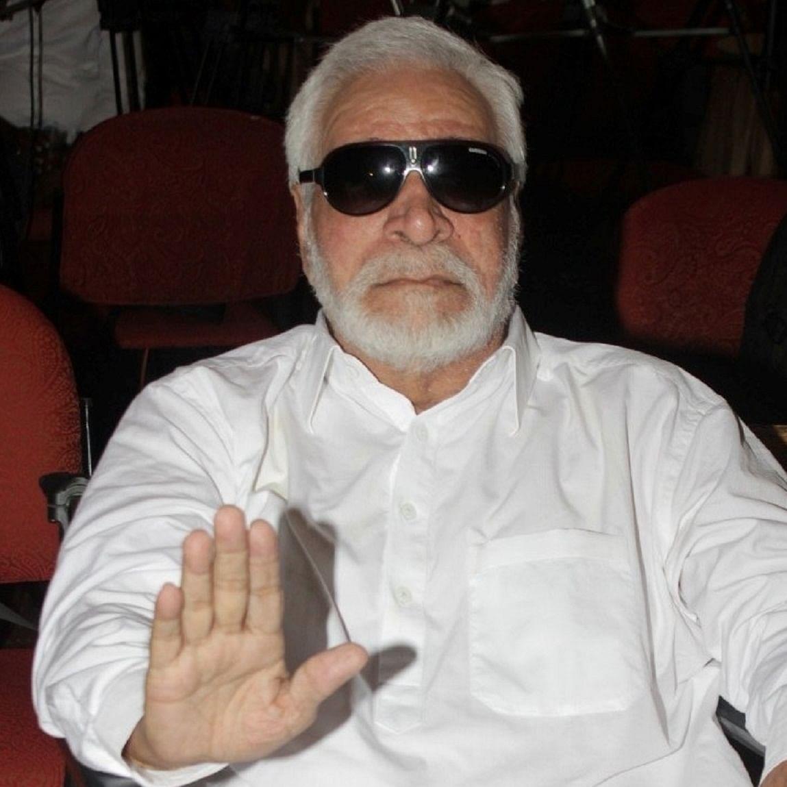 قادر خان، تصویر آئی اے این ایس