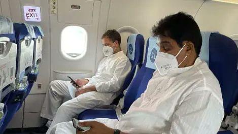 راہل گاندھی / ٹوئٹر