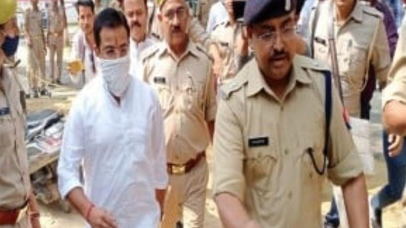 لکھیم پور کھیری تشدد: وزیر کا بیٹا آشیش مشرا اہم سوالوں کے جواب دینے سے قاصر، جیل بھیجا گیا