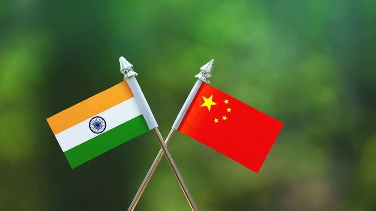 ہندوستان۔چین، تصویر آئی اے این ایس