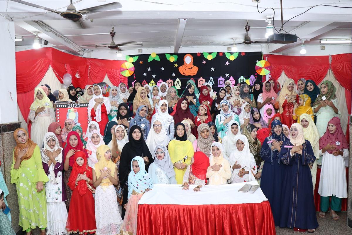 فاطمہ اکیڈمی میں حجاب کی عظمت و افادیت پر سمینار کا انعقاد