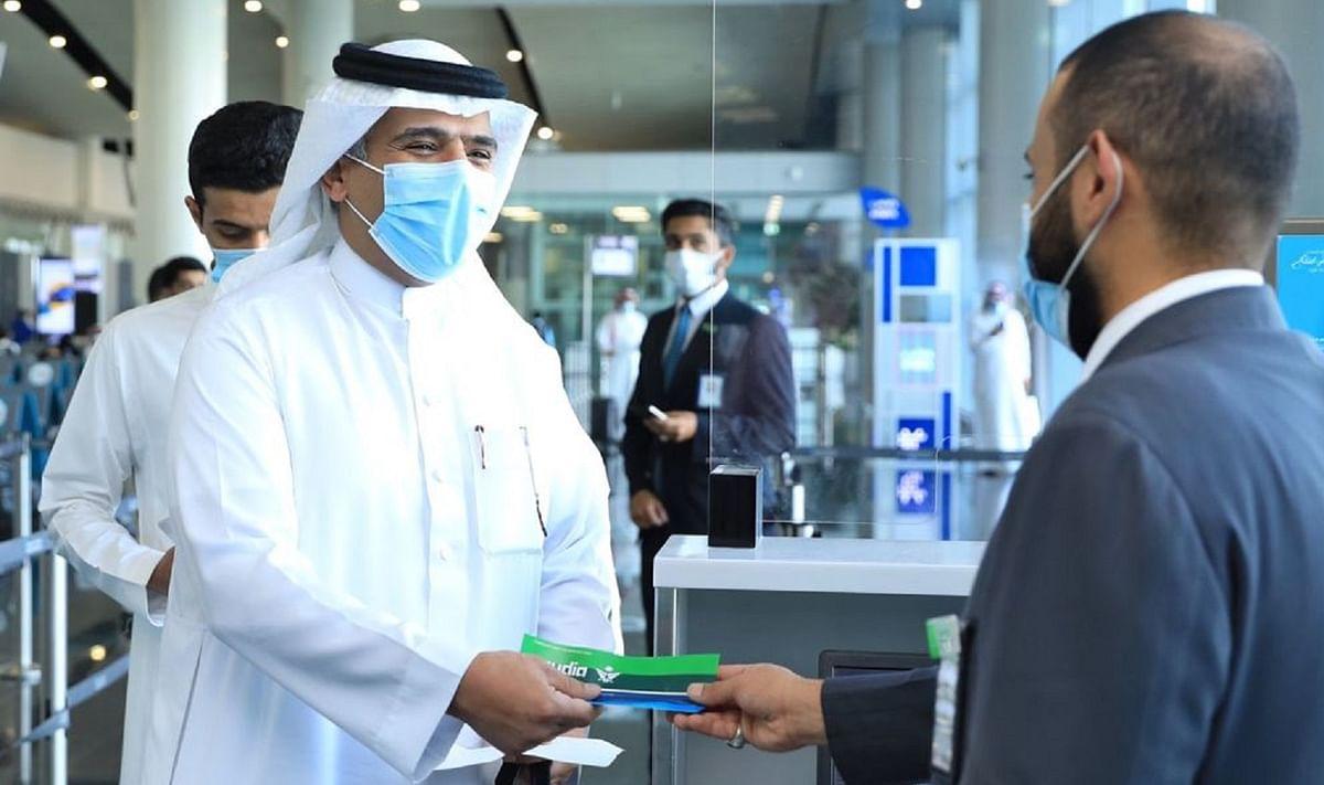 سعودی عرب میں ہوائی اڈوں سے ہٹی پابندی