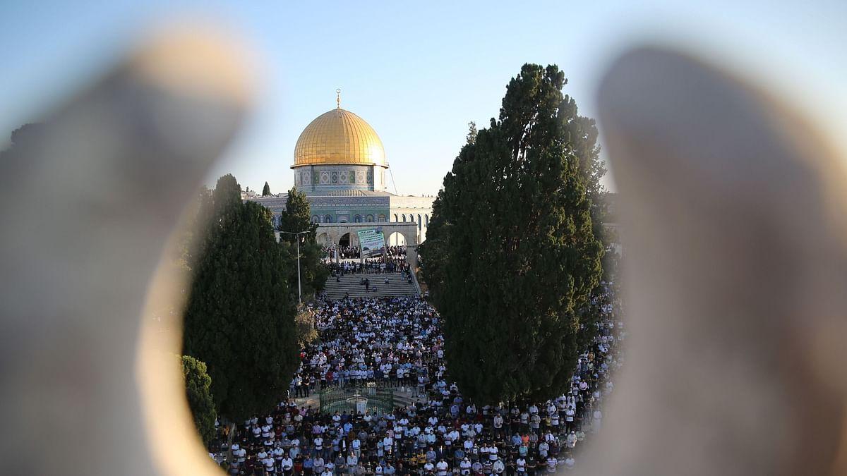 اسرائیل، فلسطینی ریاست کے قیام کی ضرورت کو نظرانداز نہ کرے۔ انجیلا مرکل