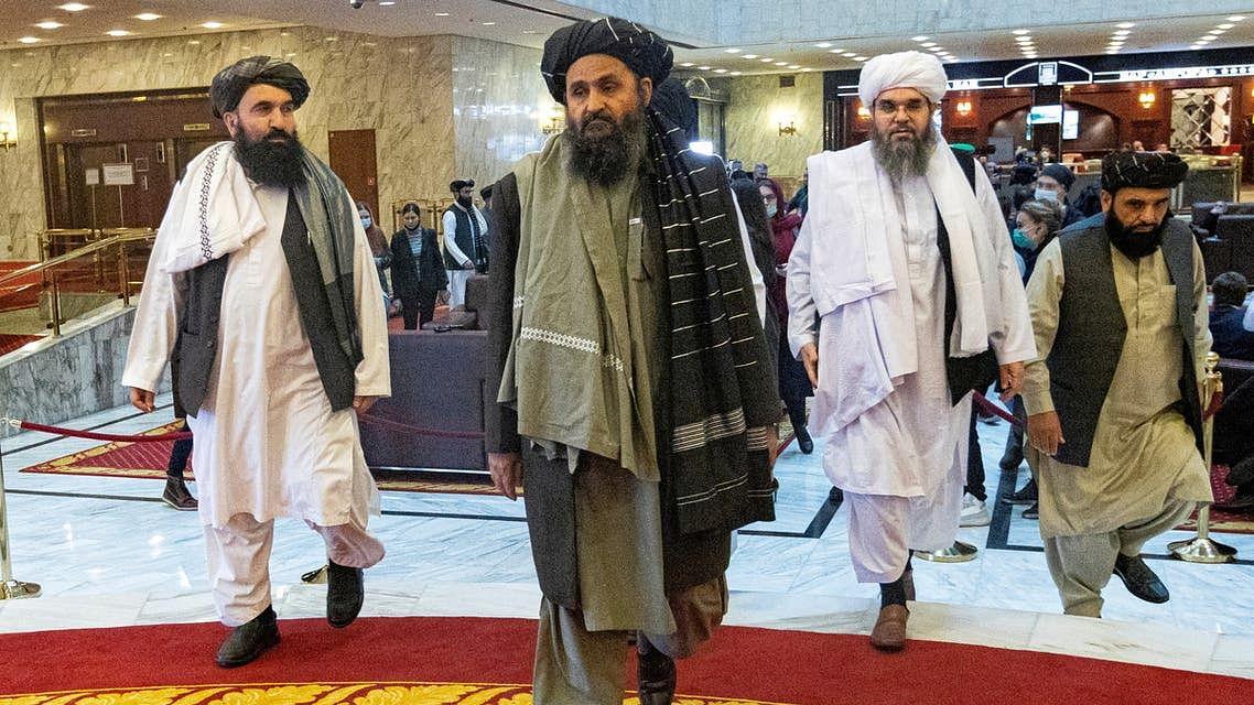 طالبان وفد / العربیہ ڈاٹ نیٹ