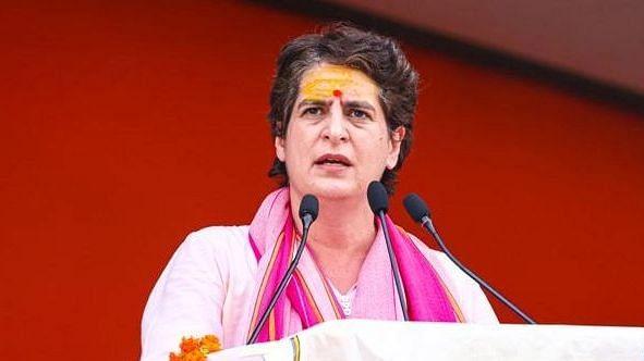 پرینکا گاندھی کا پہلا ترپ کا پتہ! یوپی اسمبلی انتخابات میں کانگریس کا 40 فیصد خواتین کو ٹکٹ دینے کا اعلان