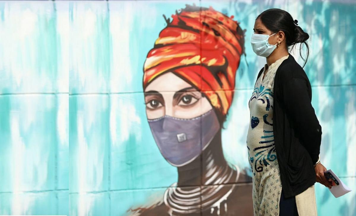 کووڈ سے تحفظ کے لئے ماسک پہننا ضروری: تحقیق
