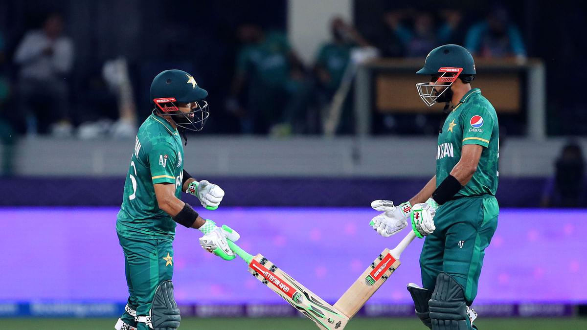 ٹی 20 ورلڈ کپ: پاکستان نے ہندوستان کو 10 وکٹوں سے دی شکست، بولنگ مکمل طور پر ناکام