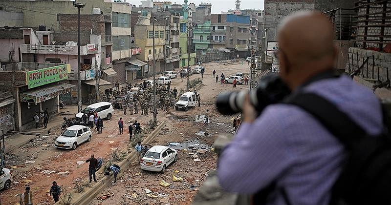 Photo of دہلی کے فسادات: منظر بہ منظر جائزہ… سہیل انجم