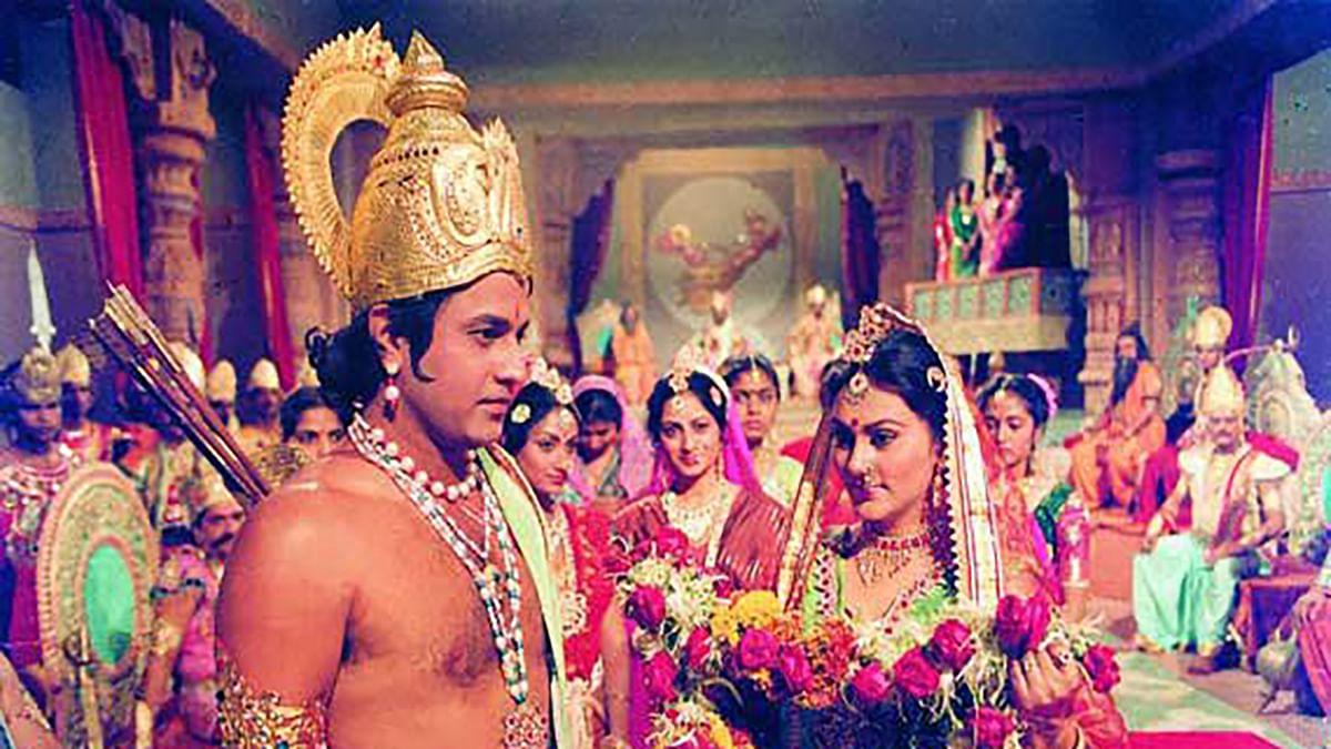 अरुण गोविल को आज भी लोग भगवान राम के रोल के लिए पहचानते हैं. (फोटो: Twitter)