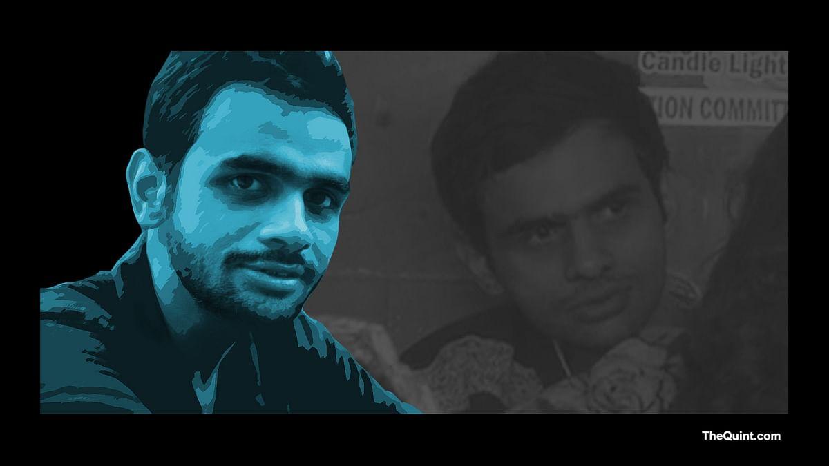 उमर खालिद ने गिरफ्तारी से पहले बनाया था वीडियो