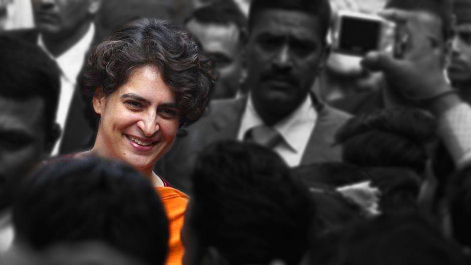 """फेसबुक पर बढ़ी है प्रियंका गांधी की सक्रियता (फोटोः<a href=""""https://www.facebook.com/PriyankaGandhi.in/?fref=ts"""">facebook.com/PriyankaGandhi.in</a>)"""