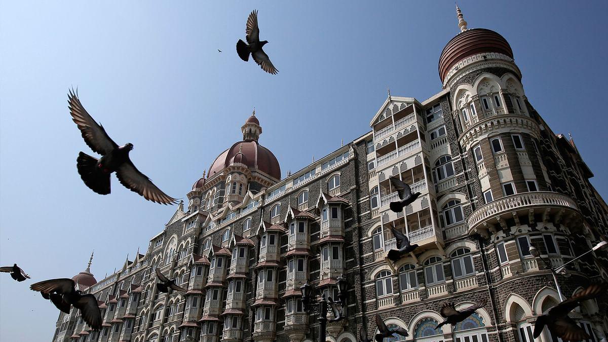 मुंबई का होटल ताज पैलेस