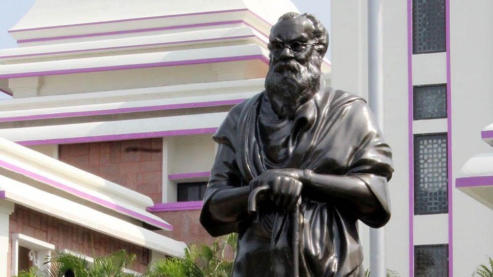 द्रविड़ आंदोलन के संस्थापक ई. वी. रामासामी'' पेरियार''