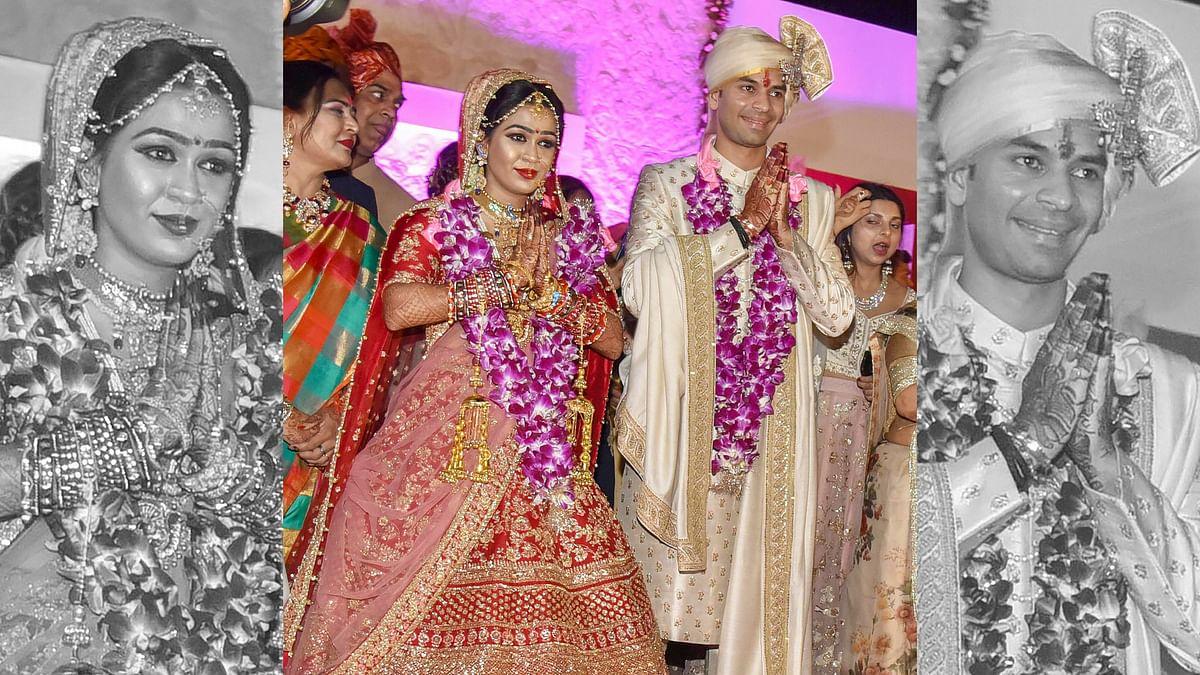 लालू प्रसाद यादव के बड़े बेटे तेज प्रताप की शादी