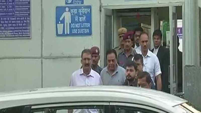 मोईन कुरैशी को मनी लॉन्ड्रिंग के एक केस में प्रवर्तन निदेशालय ने गिरफ्तार किया था.