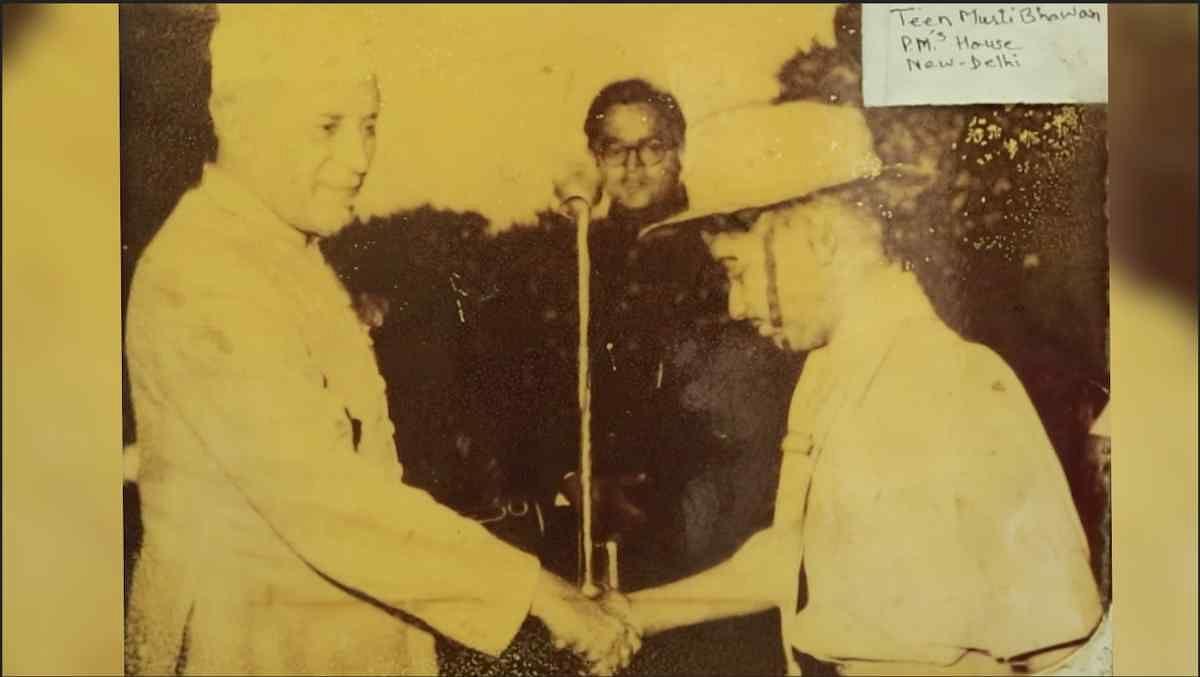 इस बच्चे को परिचय की जरूरत नहीं, मैंने खुद इसकी बहादुरी देखी है: नेहरू