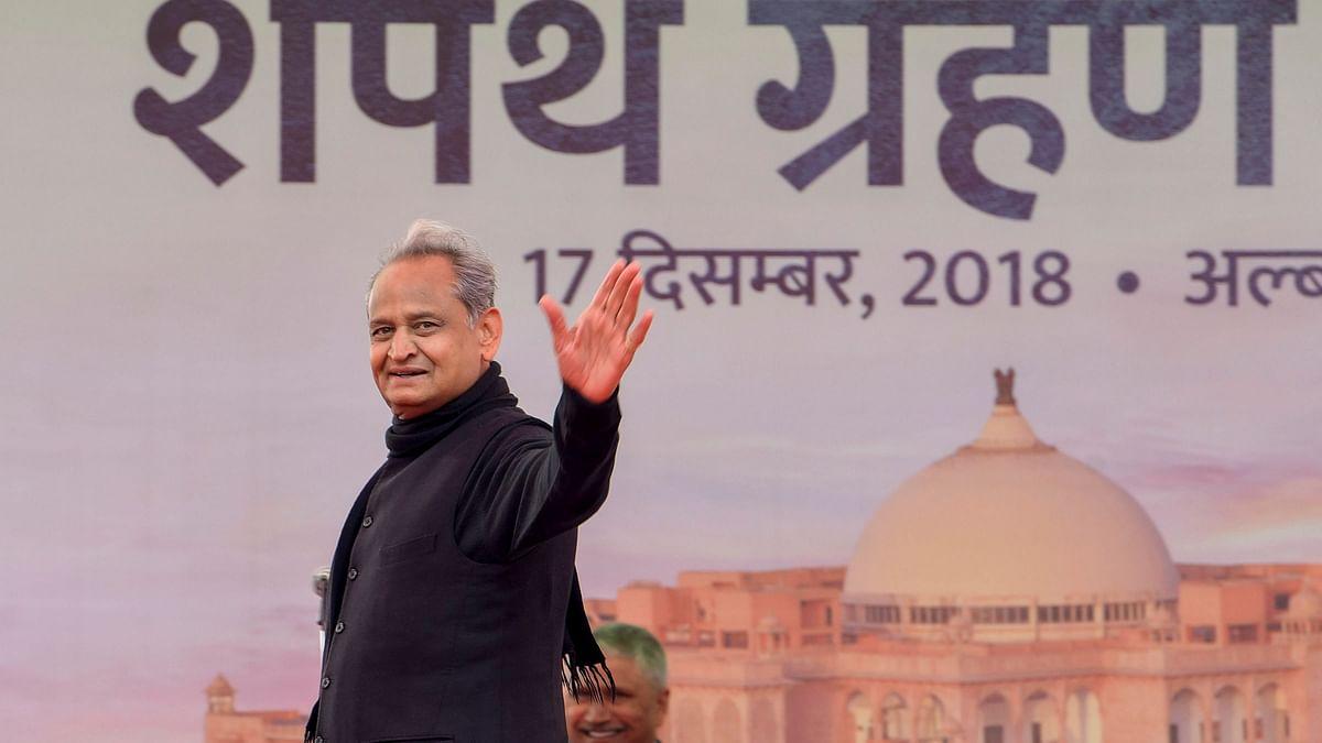 देश बांटने के लिए BJP लाई है 'लव जिहाद' जैसा शब्द,ये चाल है: गहलोत