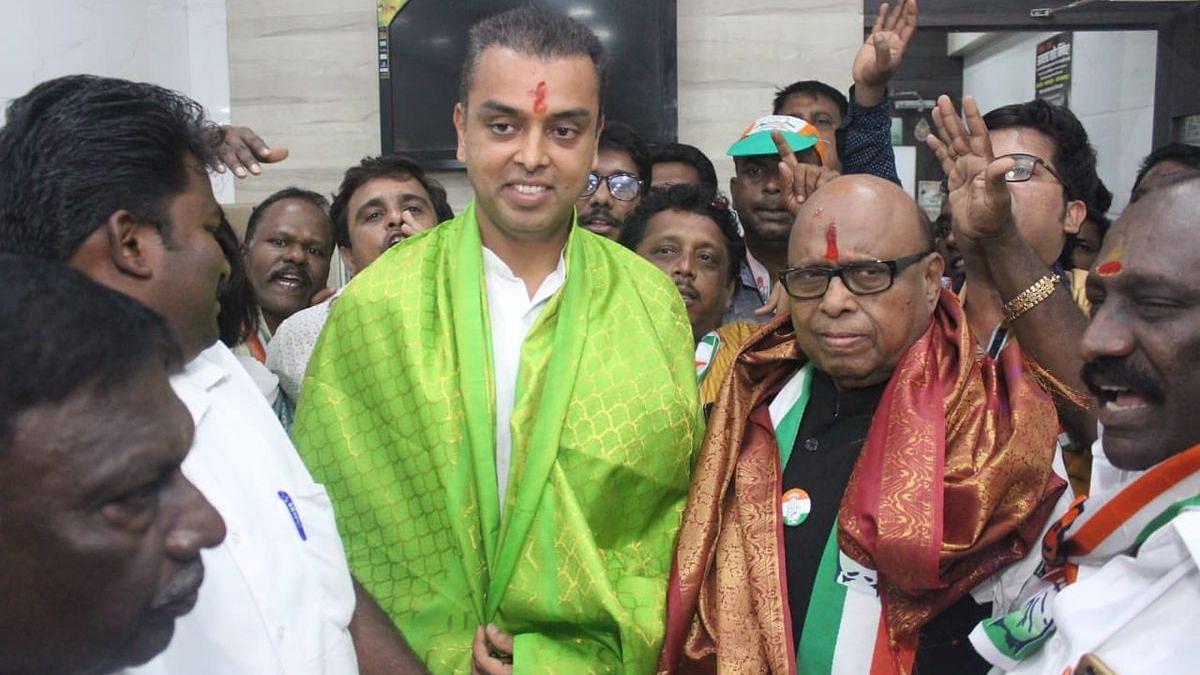 मुंबई कांग्रेस अध्यक्ष मिलिंद देवड़ा